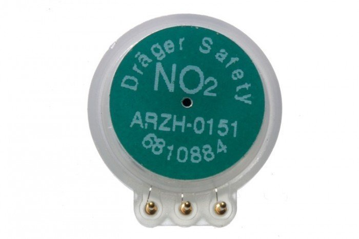 Drager XXS NO2 (0-50ppm) Sensor