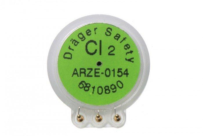 Drager XXS Cl2 (0-20ppm) Sensor