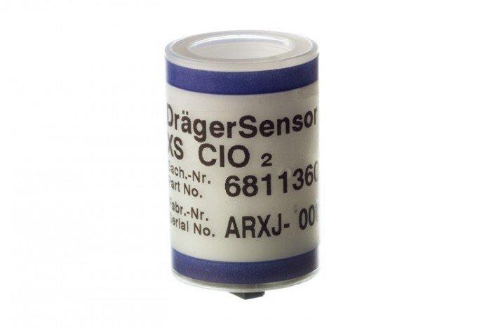 Drager Chlorine Dioxide 0-20ppm Sensor