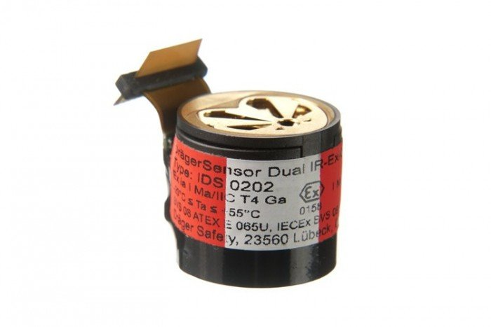 Drager Dual IR Ex/CO2