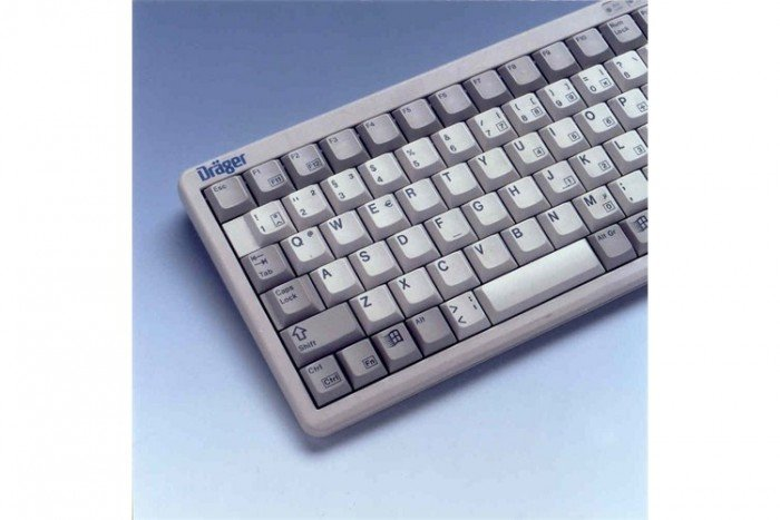 Drager Compact Keypad (QWERTY - English keyboard layout / PS/2)