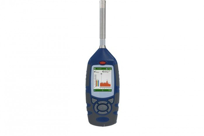Casella CEL-632 1/3 Octave Band Sound Level Meter Kit (Class 2 - Logging)