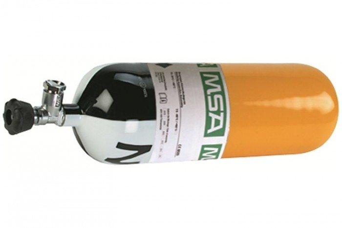 MSA 6L 300 bar Cylinder - Steel