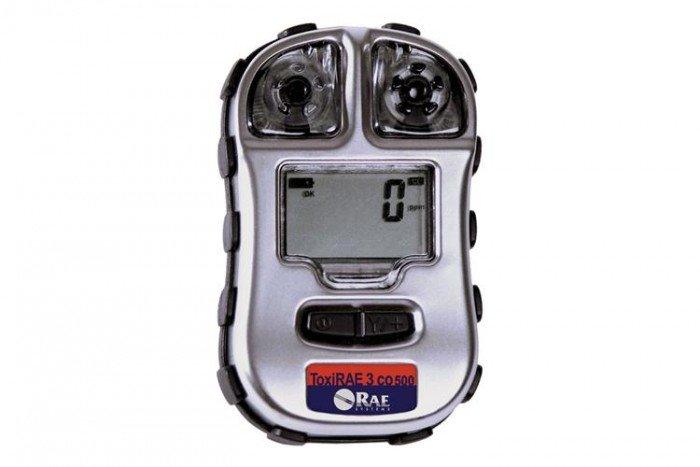 ToxiRAE 3 Carbon Monoxide (CO) 0-500 ppm Gas Detector