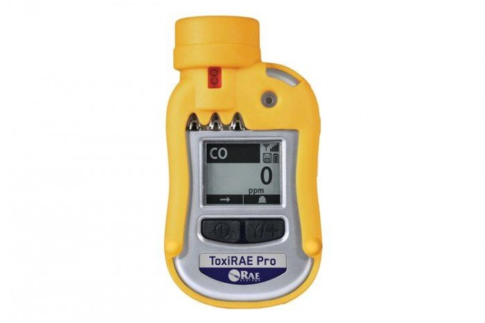 ToxiRAE Pro Carbon Dioxide (CO2) Monitor (PGM-1850) Non-Wireless
