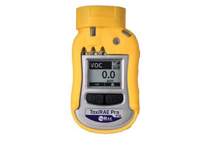 ToxiRAE Pro PID Gas Detector (PGM-1800) 10.6 eV PID (Non-Wireless) Datalogging - Industrial Hygiene Model