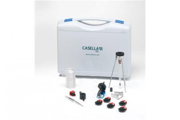 Casella Apex Dust Sampling Kit (25mm GFA)
