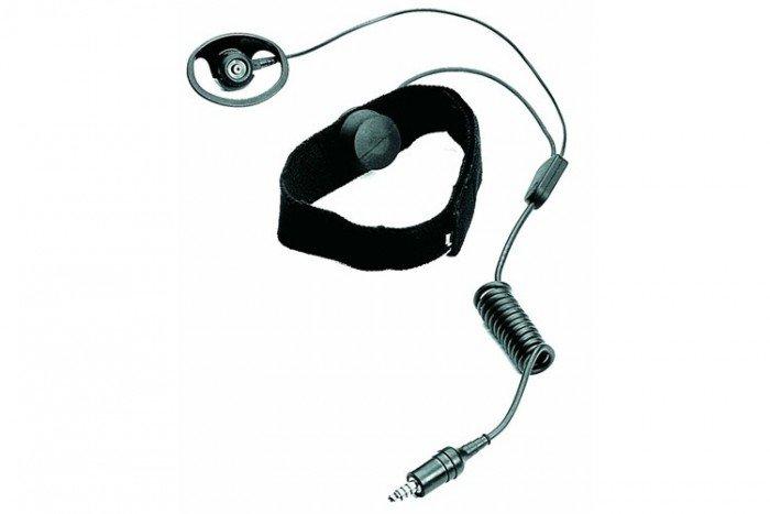 Drager TMS-Com Throat Mic Speaker