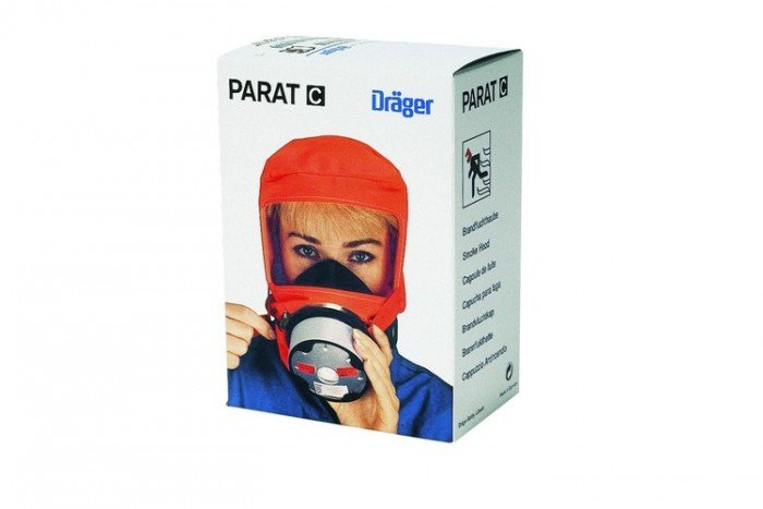 Drager Parat C - Single Pack