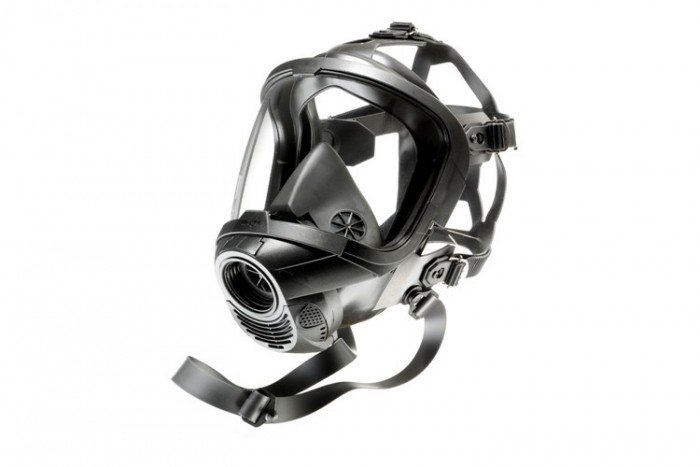 Drager FPS 7000 L2-PC-CR - RA/EPDM Full Face Mask