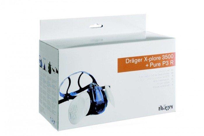 Drager X-plore 3500 (Medium) Construction Set