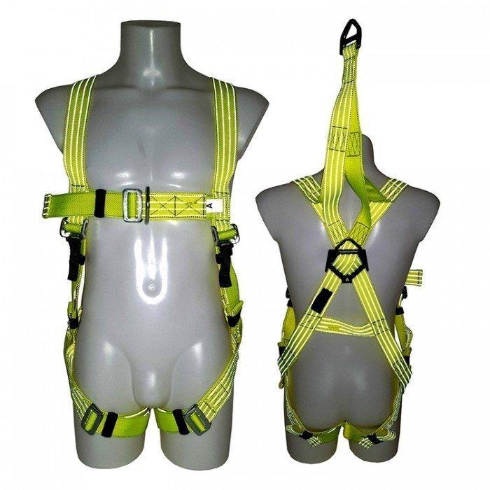 Abtech Hi Vis Rescue Harness
