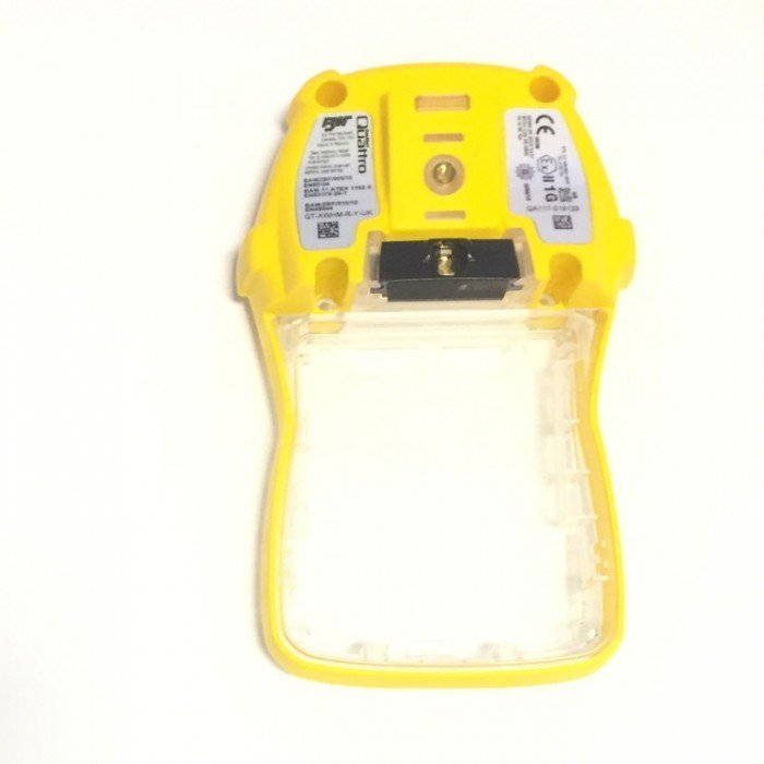 BW Back Case for GasAlert Quattro (Yellow)