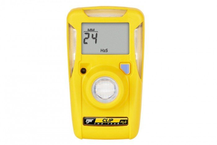 BW Clip 3 Year Single Gas Detector