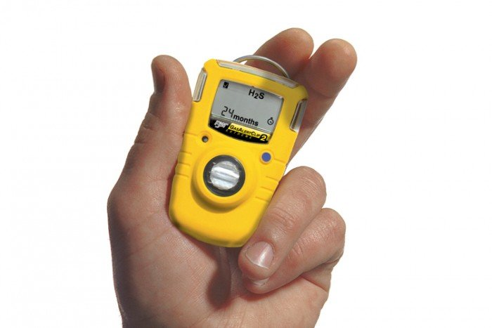 BW GasAlertClip Extreme SO2 Gas Detector 5/10 (2 year)