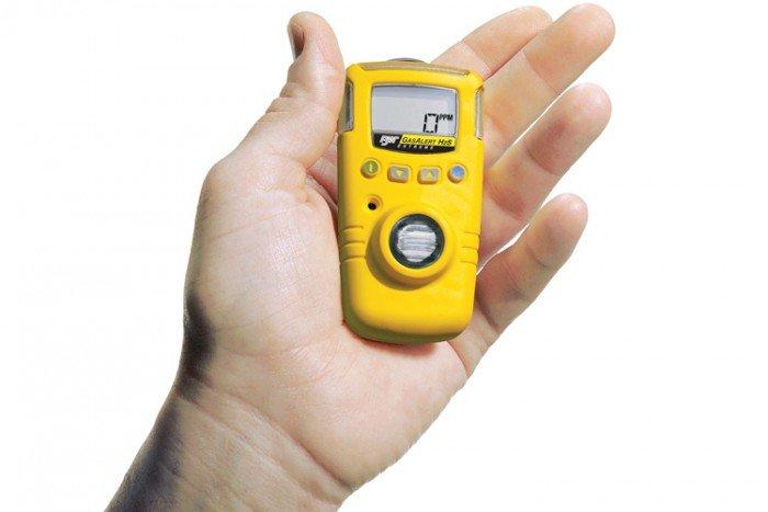 BW GasAlert Extreme SO2 Gas Detector (Yellow)