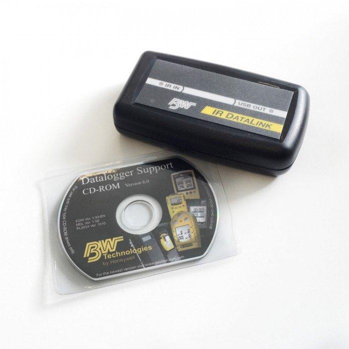 BW IR DataLink USB Adaptor for GasAlert Extreme