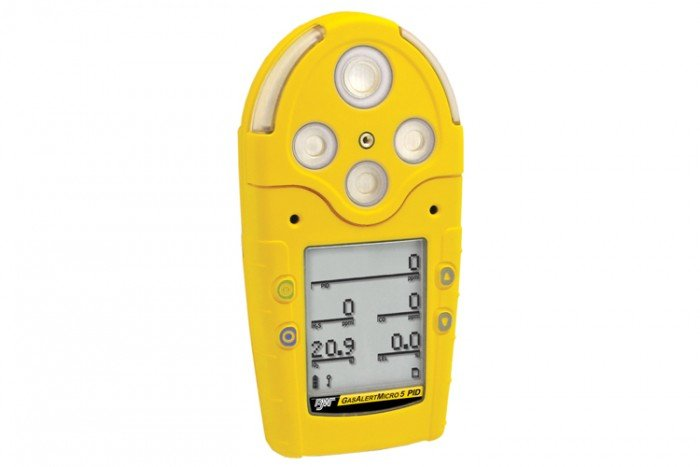 BW GasAlertMicro 5 (Diffusion) Gas Detector