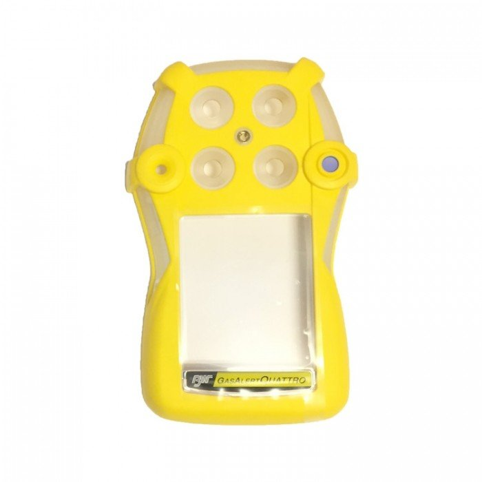 BW Front Case for GasAlert Quattro (Yellow)