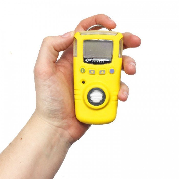 BW GasAlert Extreme CO Gas Detector (Yellow)
