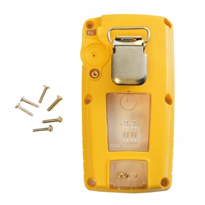 BW Yellow Back Case with 6 Screws of One Type