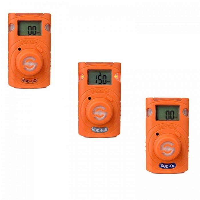 Crowcon Clip - Single Gas Detector