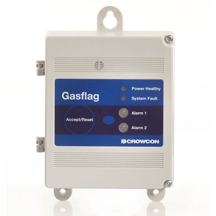 Crowcon Gasflag - Single Channel Control Panel