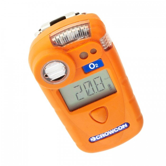Crowcon Gasman Gas Detector (Rechargeable)