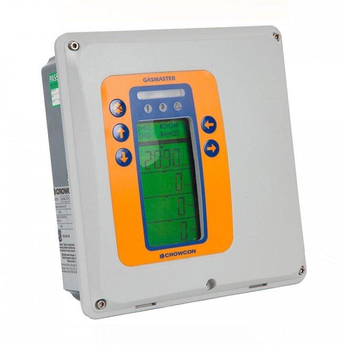 Crowcon Gasmaster 4 - Gas Detection Control Panel
