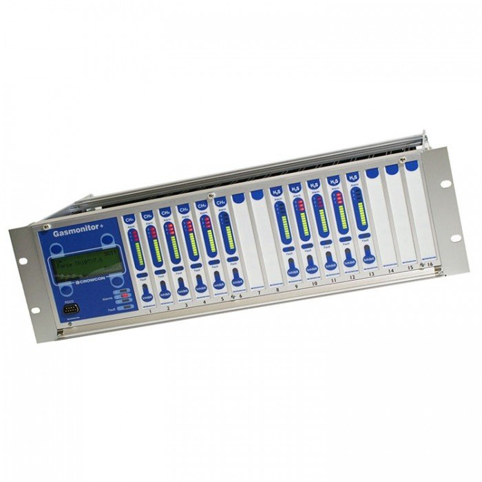"Crowcon Gasmonitor Plus 19"" Rack Control System (2 Racks)"