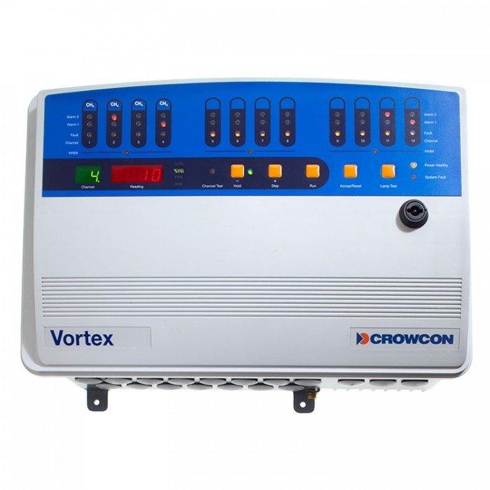 """Crowcon Vortex - Control Panel (19"""" Rack Wall-Mounted Enclosure)"""