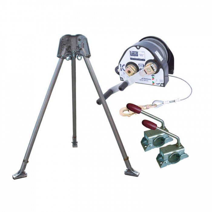 Abtech Tripod/ 27m Winch and Brackets