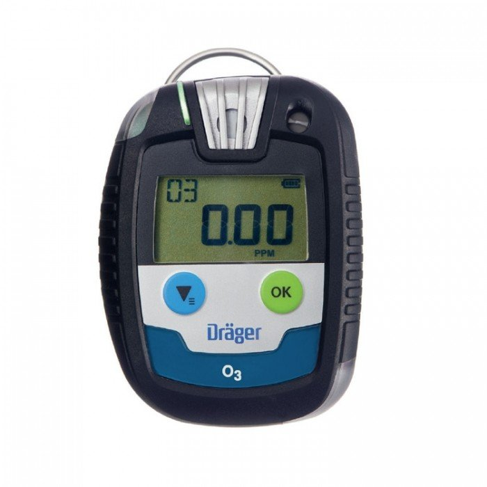 Drager Pac 8000 Reusable Single Gas Detector