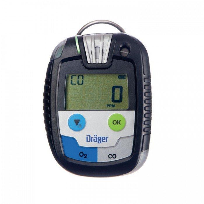 Drager Pac 8500 Oxygen/Carbon Monoxide (O2/CO) Gas Detector