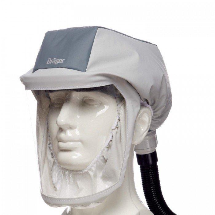 Drager X-plore 8000 Premium Hood - Short (L/XL)