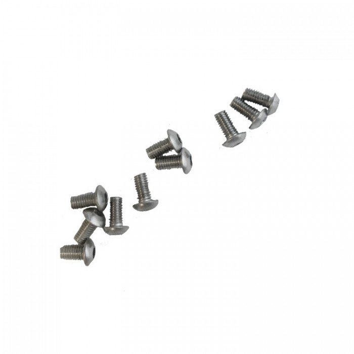 Drager Socket Screw (M3 X 6) Button Head (Pack of 10)