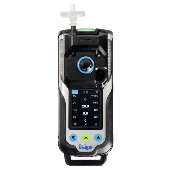 Drager X-am 8000 Multi Gas Detector