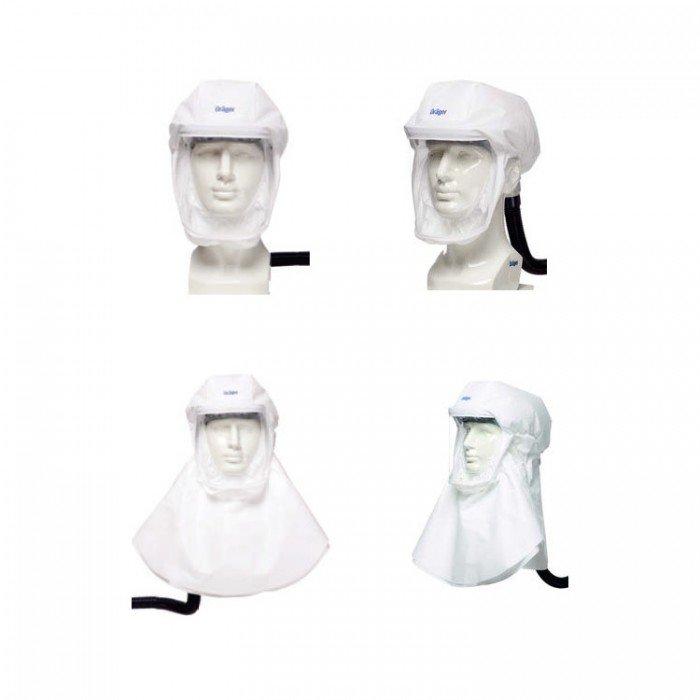 Drager X-plore 8000 Standard Hoods for Powered Air Respirator
