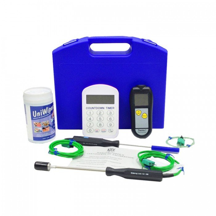 ETI Legionnaires' Thermometer Kit