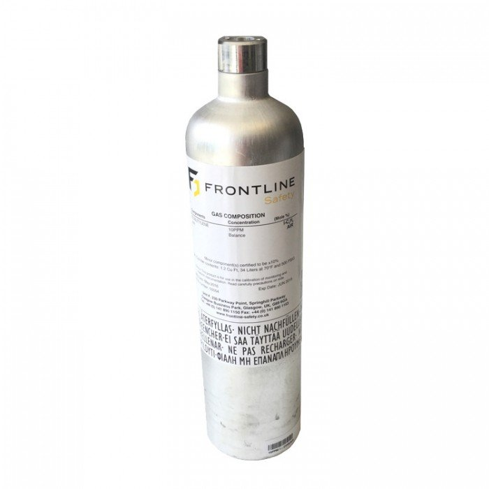 Frontline Safety 103L 2% CO2/N2 Calibration Gas
