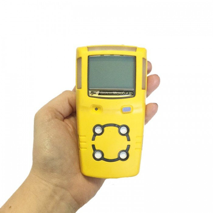 Bw Gasalert Microclip X3 Lel F O2 H2s Co Gas Detector