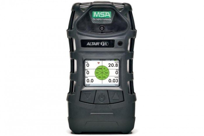 Msa Altair 5x Gas Detector Colour