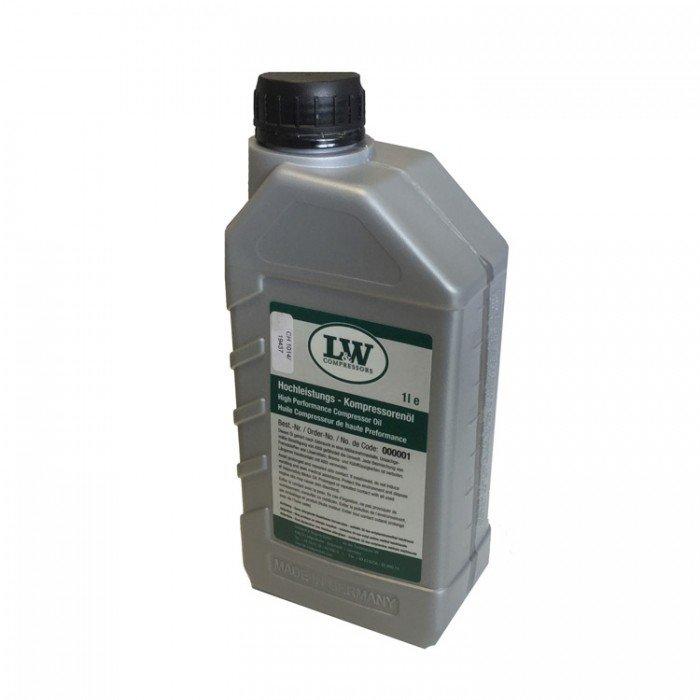 MSA L&W Compressor Oil [Synth] 1L