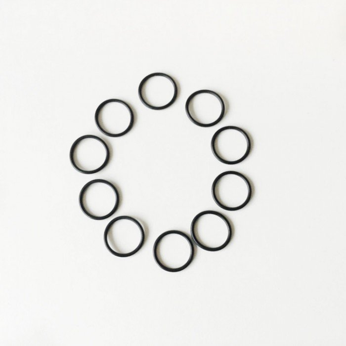 MSA O-Ring (14 x 1.5 f. valves) (from 1992)