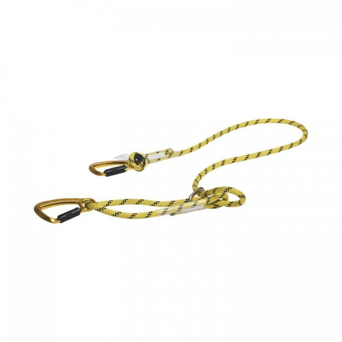 MSA Workman Restraint Lanyard 2m - Rope/AlCara