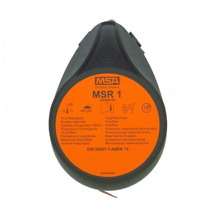 MSA MSR 1 - Escape Respirator
