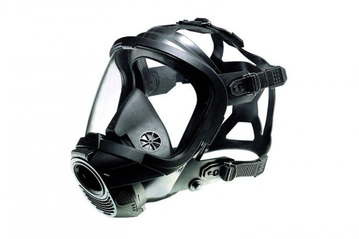 Drager FPS 7000 Full Face Mask with P Connection