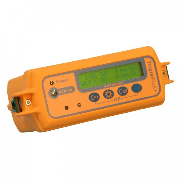 Crowcon Triple Plus+ Multi Gas Detector