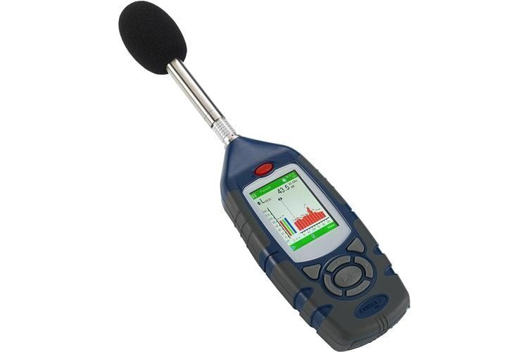Casella CEL-620B Precision Integrat. Octave Sound Level Meter Kit (Class 1)