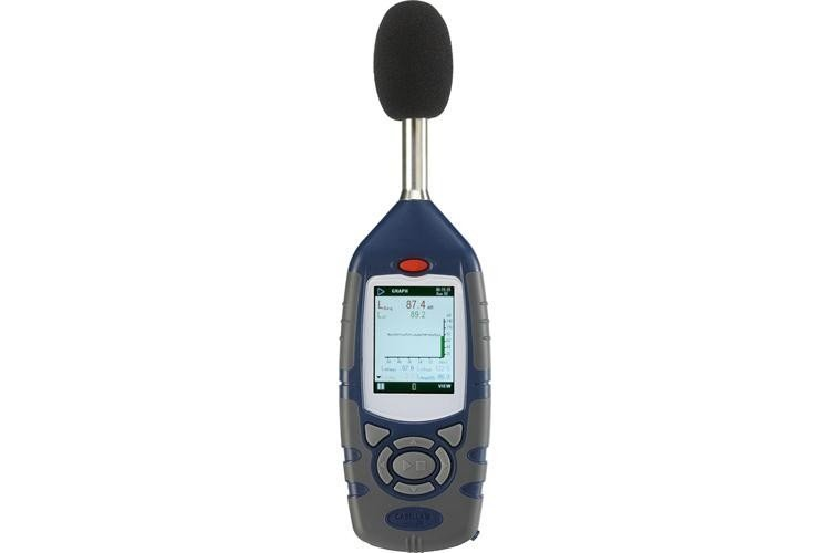 Casella CEL-620B Integrating Octave Band Sound Level Meter Kit (Class 2)